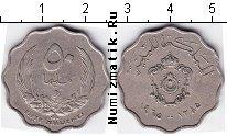 Каталог монет - монета  Ливия 50 миллим