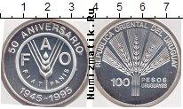 Каталог монет - монета  Уругвай 100 песо