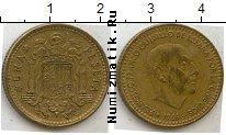 Каталог монет - монета  Испания 1 песета