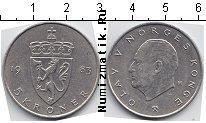 Каталог монет - монета  Норвегия 5 крон