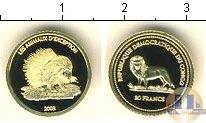 Каталог монет - монета  Конго 20 франков