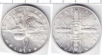 Каталог монет - монета  Словакия 500 крон
