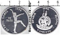 Каталог монет - монета  Вануату 10 вату