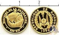Каталог монет - монета  Джибути 250 франков