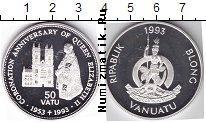 Каталог монет - монета  Вануату 50 вату