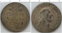 Каталог монет - монета  Анхальт-Бернбург 8 грошей