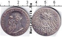 Каталог монет - монета  Саксен-Майнинген 3 марки