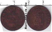 Каталог монет - монета  Анхальт-Бернбург 1 пфенниг