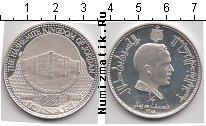 Каталог монет - монета  Иордания 1/2 динара