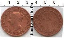 Каталог монет - монета  Цейлон 5 центов