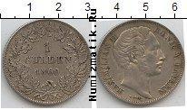 Каталог монет - монета  Бавария 1 гульден