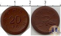 Каталог монет - монета  Саксония 20 пфеннигов