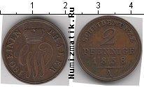Каталог монет - монета  Шаумбург-Липпе 2 пфеннига