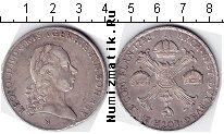 Каталог монет - монета  Габсбург 1 талер