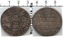 Каталог монет - монета  Гамбург 32 шиллинга