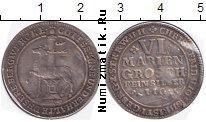 Каталог монет - монета  Ганновер 6 марьенгрош