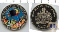 Каталог монет - монета  Гамбия 10 бутут