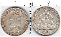 Каталог монет - монета  Гондурас 20 сентаво