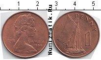 Каталог монет - монета  Гамбия 1 пенни