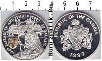 Каталог монет - монета  Гамбия 10 даласи
