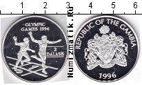 Продать Монеты Гамбия 2 даласи 1996 Серебро