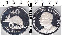 Каталог монет - монета  Гамбия 40 даласи