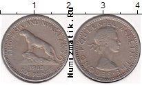 Каталог монет - монета  Родезия 6 пенсов