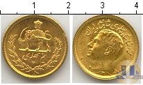 Каталог монет - монета  Иран 1/2 пахлави
