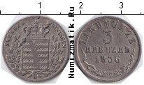 Каталог монет - монета  Саксен-Майнинген 3 крейцера