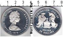 Каталог монет - монета  Барбадос 25 долларов