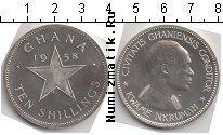 Каталог монет - монета  Гана 10 шиллингов