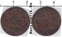 Каталог монет - монета  Голландия 1 дьюит