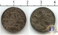 Каталог монет - монета  Голландия 3 крейцера