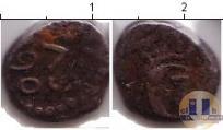 Каталог монет - монета  Датская Индия 4 кас