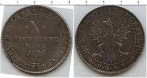 Каталог монет - монета  Франкфурт 1 талер