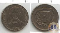Продать Монеты Доминиканская республика 5 сентаво 1980