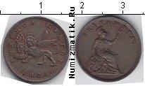 Каталог монет - монета  Ионические острова 1 лепта