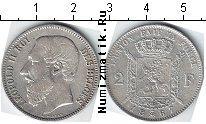Каталог монет - монета  Бельгия 2 франка