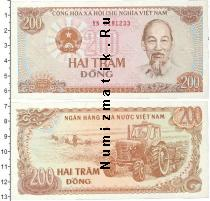 Каталог монет - монета  Вьетнам 200 донг