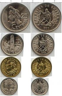 Каталог - подарочный набор  Гватемала Гватемала 1994-1996