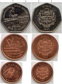 Каталог - подарочный набор  Гайана Гайана 1996