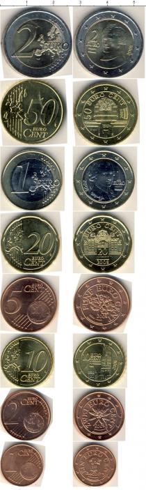 Каталог - подарочный набор  Австрия Австрия 2005-2008