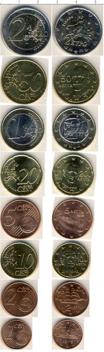 Каталог - подарочный набор  Греция Греция 2002
