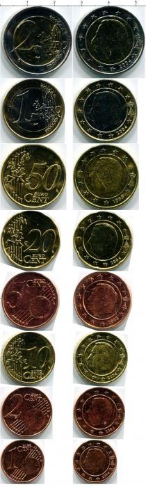 Каталог - подарочный набор  Бельгия Бельгия 1999-2004