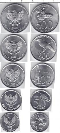 Каталог - подарочный набор  Индонезия Индонезия 1995-2005