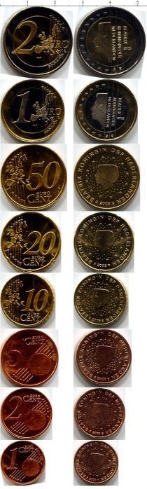 Каталог - подарочный набор  Нидерланды Нидерланды 2000-2003