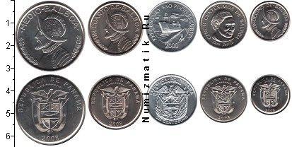 Каталог - подарочный набор  Панама Панама 1993-2003