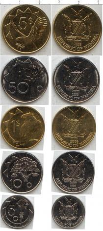 Каталог - подарочный набор  Намибия Намибия 1993-2006
