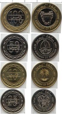 Каталог - подарочный набор  Бахрейн Бахрейн 2007-2008