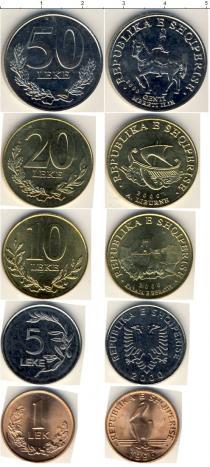 Каталог - подарочный набор  Албания Албания 1995-2000